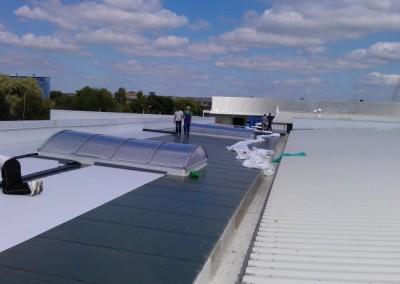 foliowanie_dachu